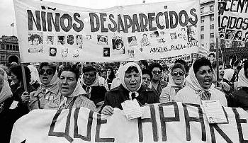 Image result for los desaparecidos argentina